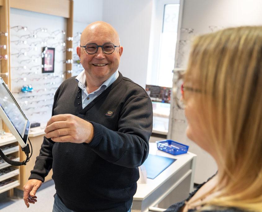 Brillen Hess Oldenburg persönliche Beratung